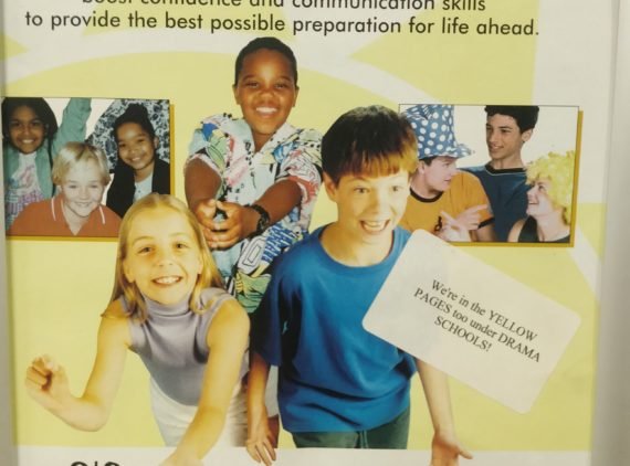 Get your children in on the Act