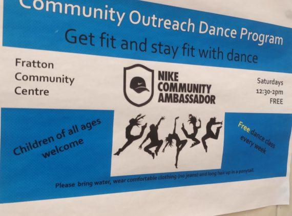 Community Outreach Dance Program
